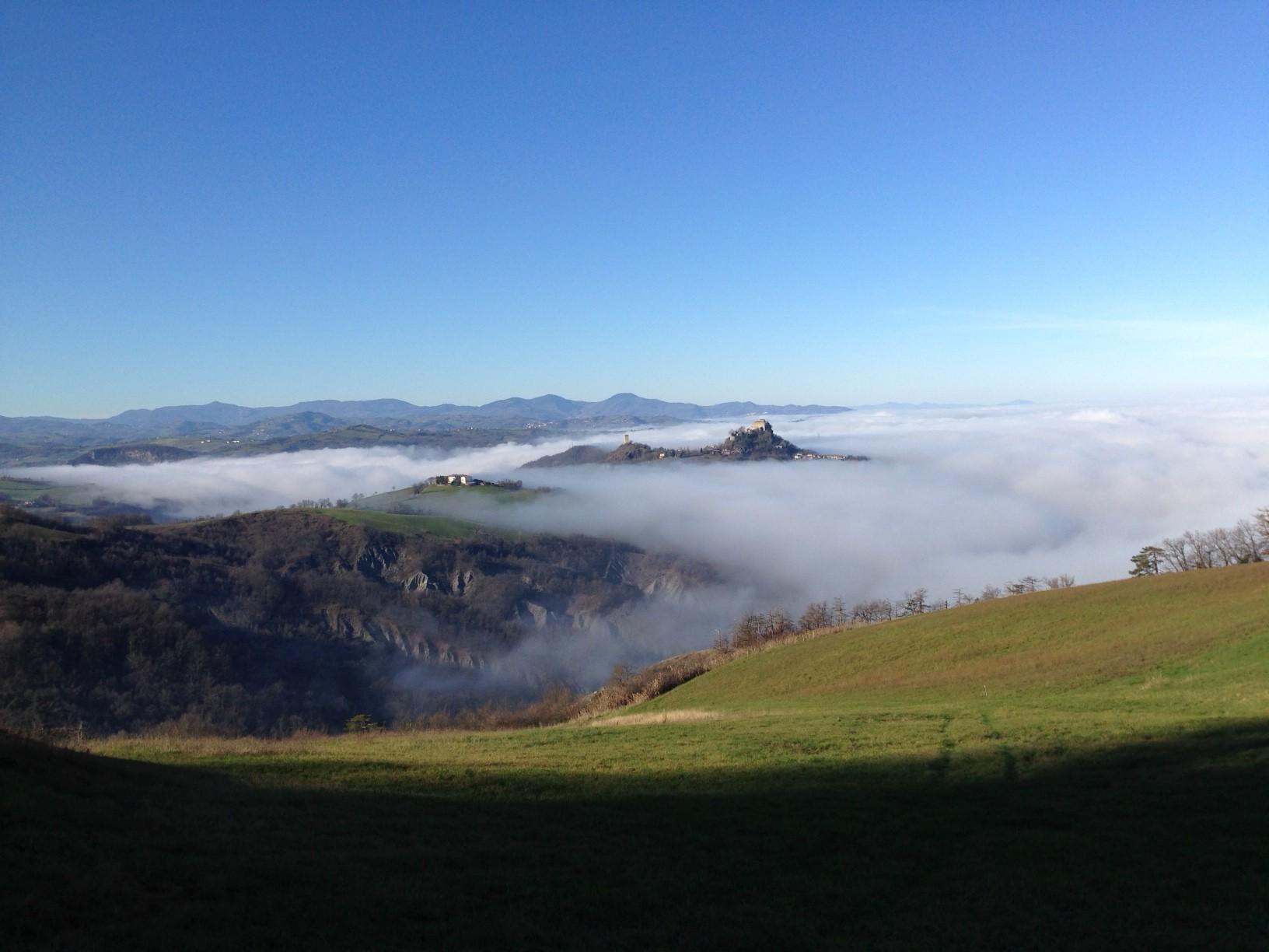 Appennino Reggiano. I sentieri e i castelli di Matilde di Canossa