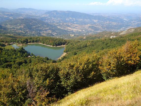 Appennino Reggiano. Passo Pratizzano – Monte Ventasso – Lago Calamone – Passo Pratizzano
