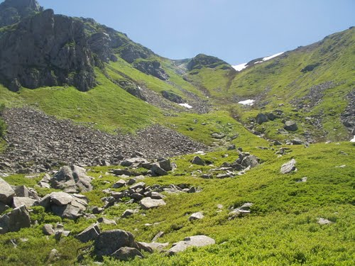 Appennino Reggiano. Passo del Cerreto – Vallone dell'Inferno – Monte La Nuda